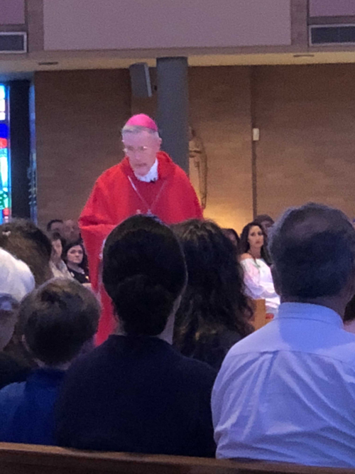 Bishop-Walsh-at-Confirmation-2018